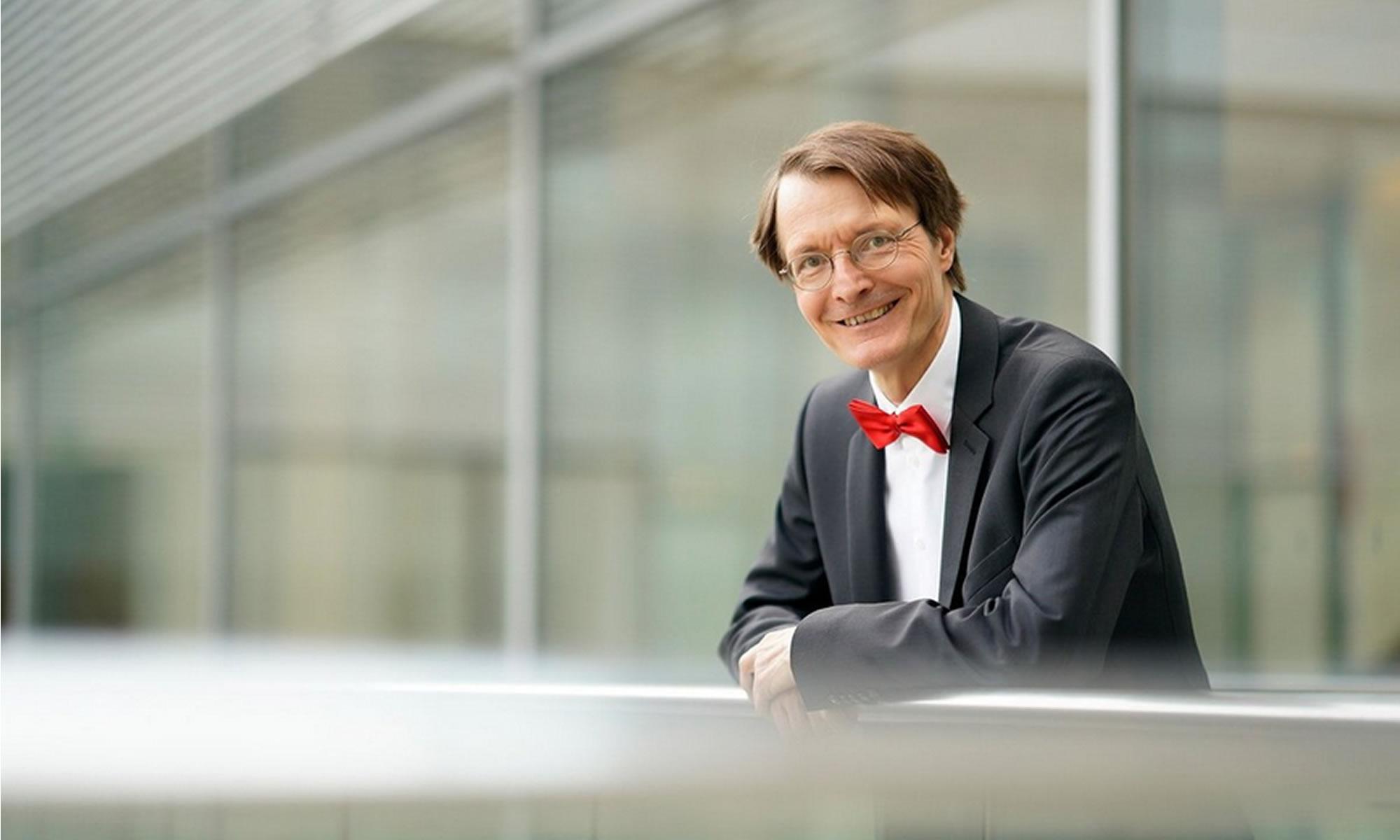 Karl Lauterbach Bundestagsabgeordneter für Köln Mülheim / Leverkusen