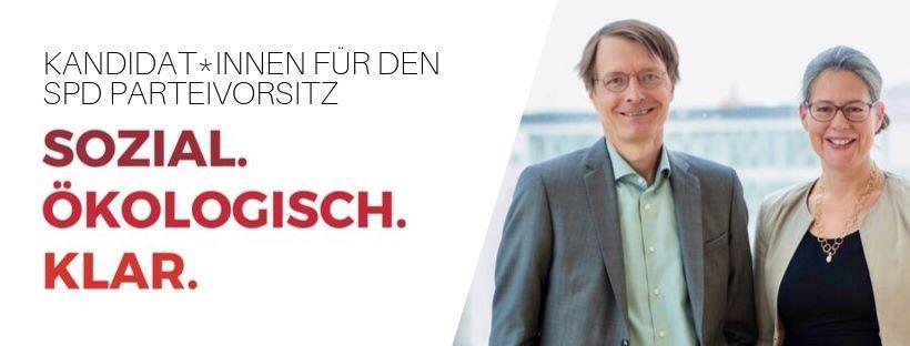Kandidatur Parteivorsitz SPD